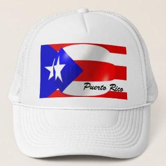 プエルトリコの旗の帽子 キャップ