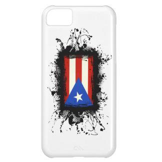 プエルトリコの旗のiPhone 5の場合 iPhone5Cケース