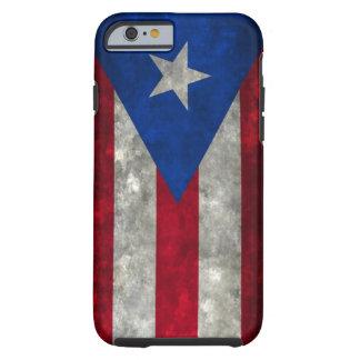 プエルトリコの旗6/6sの電話箱 ケース