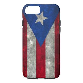 プエルトリコの旗6/6sの電話箱 iPhone 8/7ケース