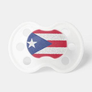 プエルトリコの旗 おしゃぶり