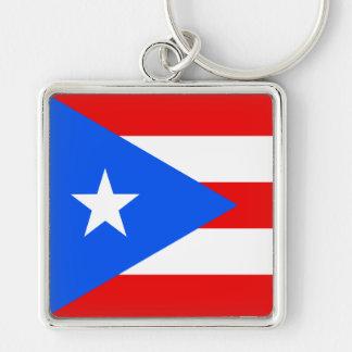プエルトリコの旗 キーホルダー