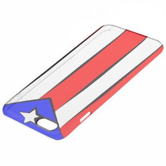 プエルトリコの旗 クリア iPhone 6 PLUSケース