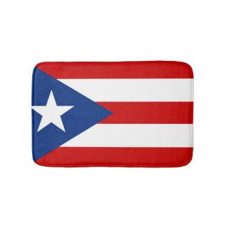 プエルトリコの旗 バスマット