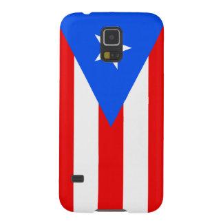 プエルトリコの旗 GALAXY S5 ケース