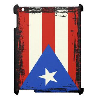 プエルトリコの旗 iPadカバー
