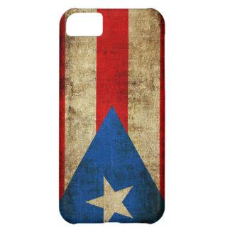 プエルトリコの旗 iPhone5Cケース