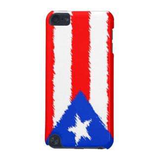 プエルトリコの旗 iPod TOUCH 5G ケース