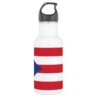 プエルトリコの明白な旗 ウォーターボトル