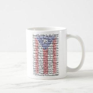 プエルトリコの町 コーヒーマグカップ