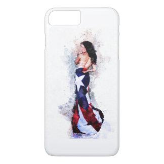 プエルトリコの精神 iPhone 8 PLUS/7 PLUSケース