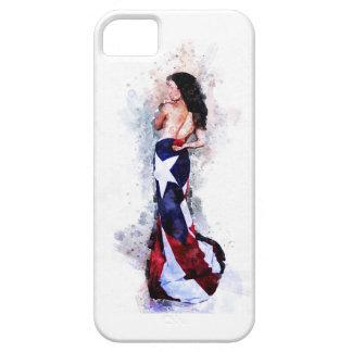 プエルトリコの精神 iPhone SE/5/5s ケース