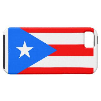 プエルトリコの色のiPhoneの場合 iPhone SE/5/5s ケース
