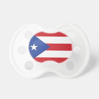プエルトリコの調停者 おしゃぶり