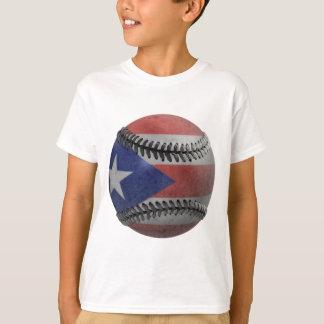 プエルトリコの野球 Tシャツ