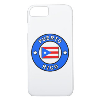 プエルトリコの電話箱 iPhone 8/7ケース