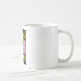 プエルトリコを発見して下さい コーヒーマグカップ
