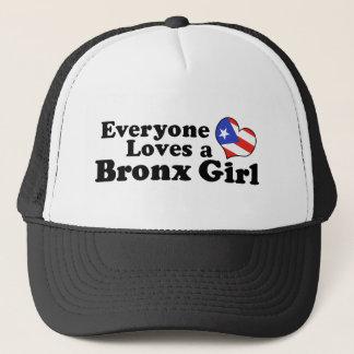 プエルトリコ人のブロンクスの女の子 キャップ