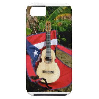 プエルトリコ人Cuatro iPhone SE/5/5s ケース