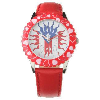 プエルトリコ日曜日の腕時計 腕時計