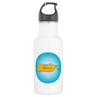プエルトリコ ウォーターボトル