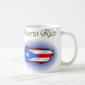 プエルトリコ コーヒーマグカップ