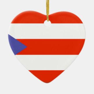 プエルトリコ セラミックオーナメント