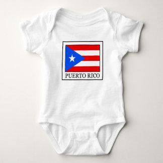 プエルトリコ ベビーボディスーツ