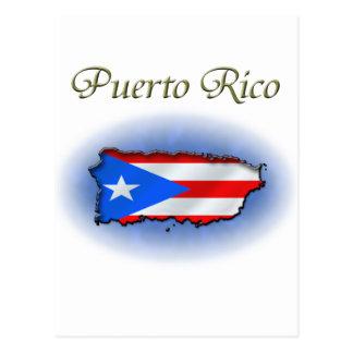 プエルトリコ ポストカード