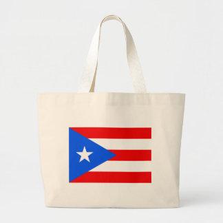 プエルトリコ ラージトートバッグ