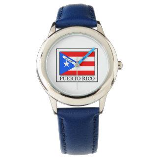 プエルトリコ 腕時計