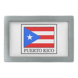 プエルトリコ 長方形ベルトバックル