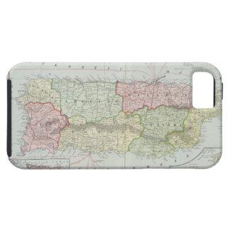プエルトリコ(1901年)のヴィンテージの地図 iPhone SE/5/5s ケース