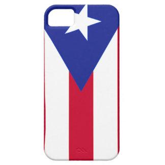 プエルトリコ- Bandera deプエルトリコの旗 iPhone SE/5/5s ケース