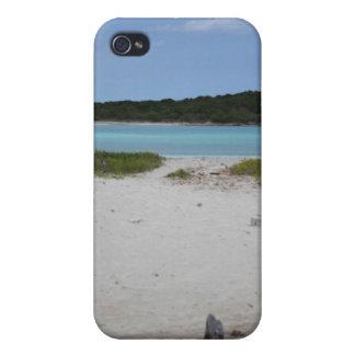 プエルトリコ、Cabo Rojo、Playa Sucia、elファロ iPhone 4/4Sケース