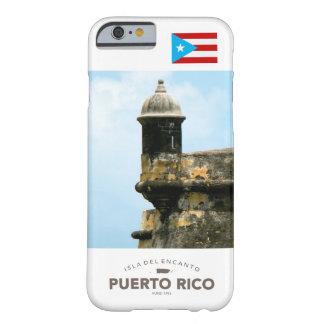 プエルトリコ、Garitaの旗 Barely There iPhone 6 ケース