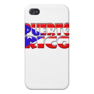 プエルトリコ iPhone 4/4Sケース