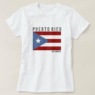 プエルトリコBoricua Tシャツ