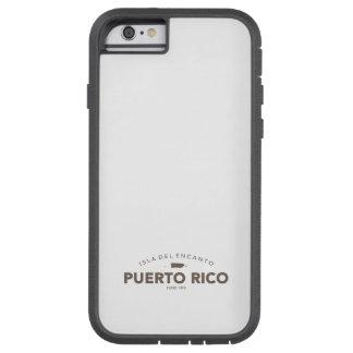 プエルトリコIsla del Encanto Tough Xtreme iPhone 6 ケース