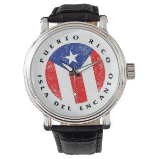 プエルトリコIsla del Encanto Watch 腕時計