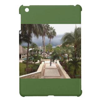 プエルトAventuras、メキシコ iPad Miniカバー