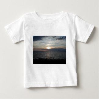 プエルトPeñascoのビーチ ベビーTシャツ