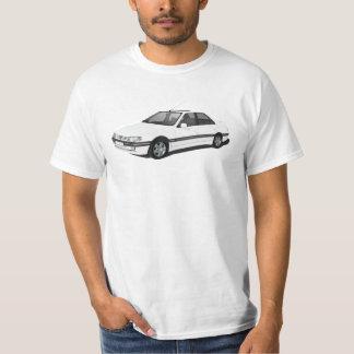 プジョー405 -白 Tシャツ