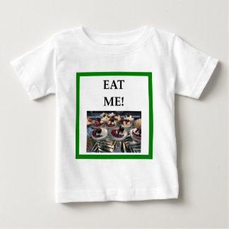 プディング ベビーTシャツ