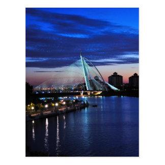 プトラジャヤ橋、マレーシア ポストカード