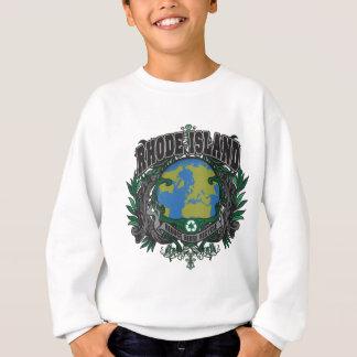 プライドのリサイクルロードアイランド スウェットシャツ