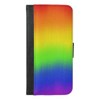 プライドの汚れ場合 iPhone 6/6S PLUS ウォレットケース