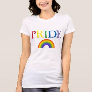 プライドの虹 Tシャツ