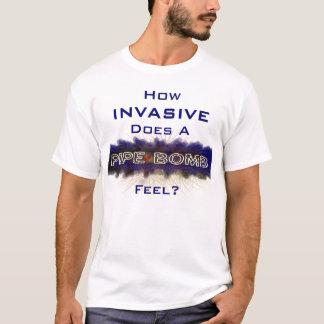 プライバシー侵害行為 Tシャツ