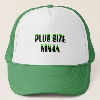 プラスのサイズの忍者のトラック運転手の帽子 キャップ